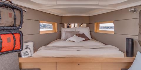 Moorings 38.1 cabin