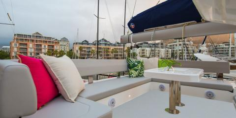 Moorings 4500L Catamaran Lounge