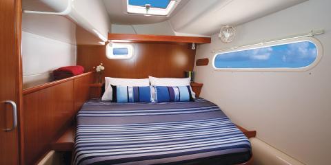 Moorings 4600 cabin