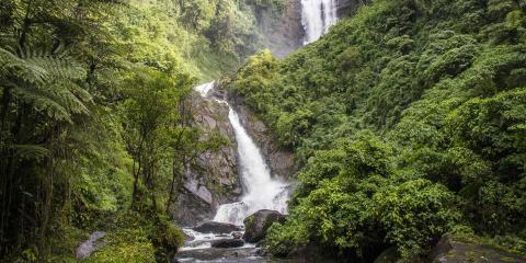 Deer Waterfall