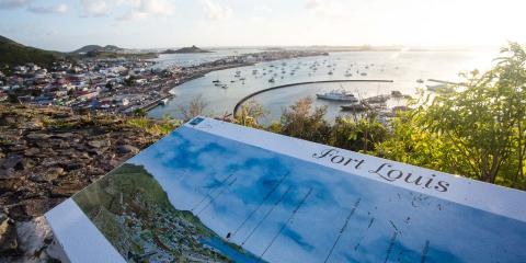 Fort Louis in St Maarten