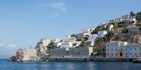 Athens Zea seaside