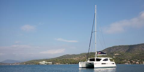 Athens Zea anchorage