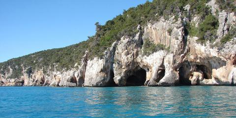 The Grotta del bue Marino