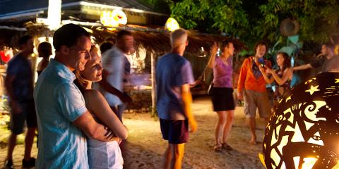 BVI Full Moon Trellis Party