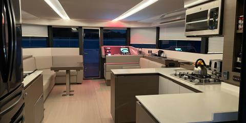 Galley of the Moorings 534 PC