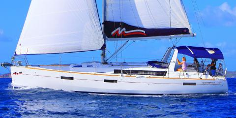Moorings 45.4 portside