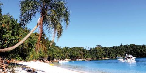 Paraty beach