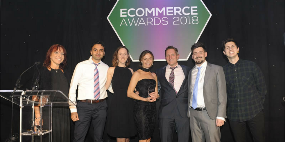 The Moorings and Sunsail Ecommerce Awards 2018