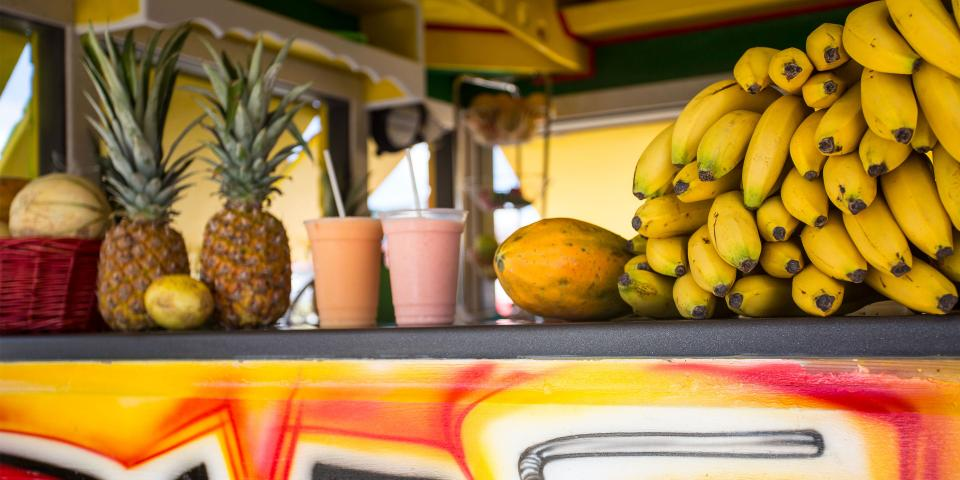 St Maarten Smoothie Bar