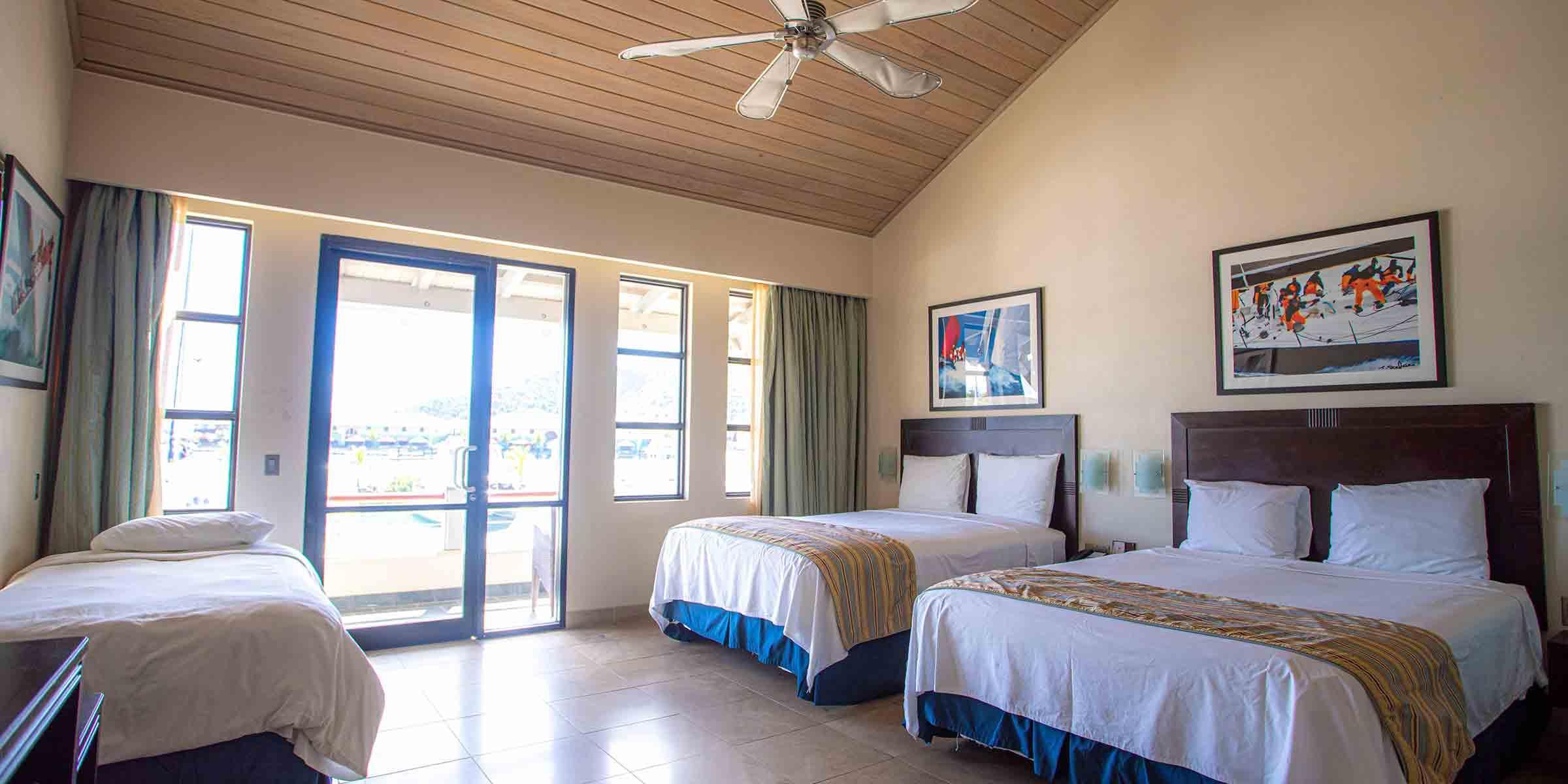 Mariner Yacht Club Hotel ocean view room