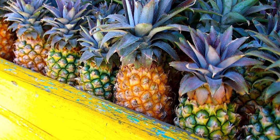 Antigua Black Pineapple