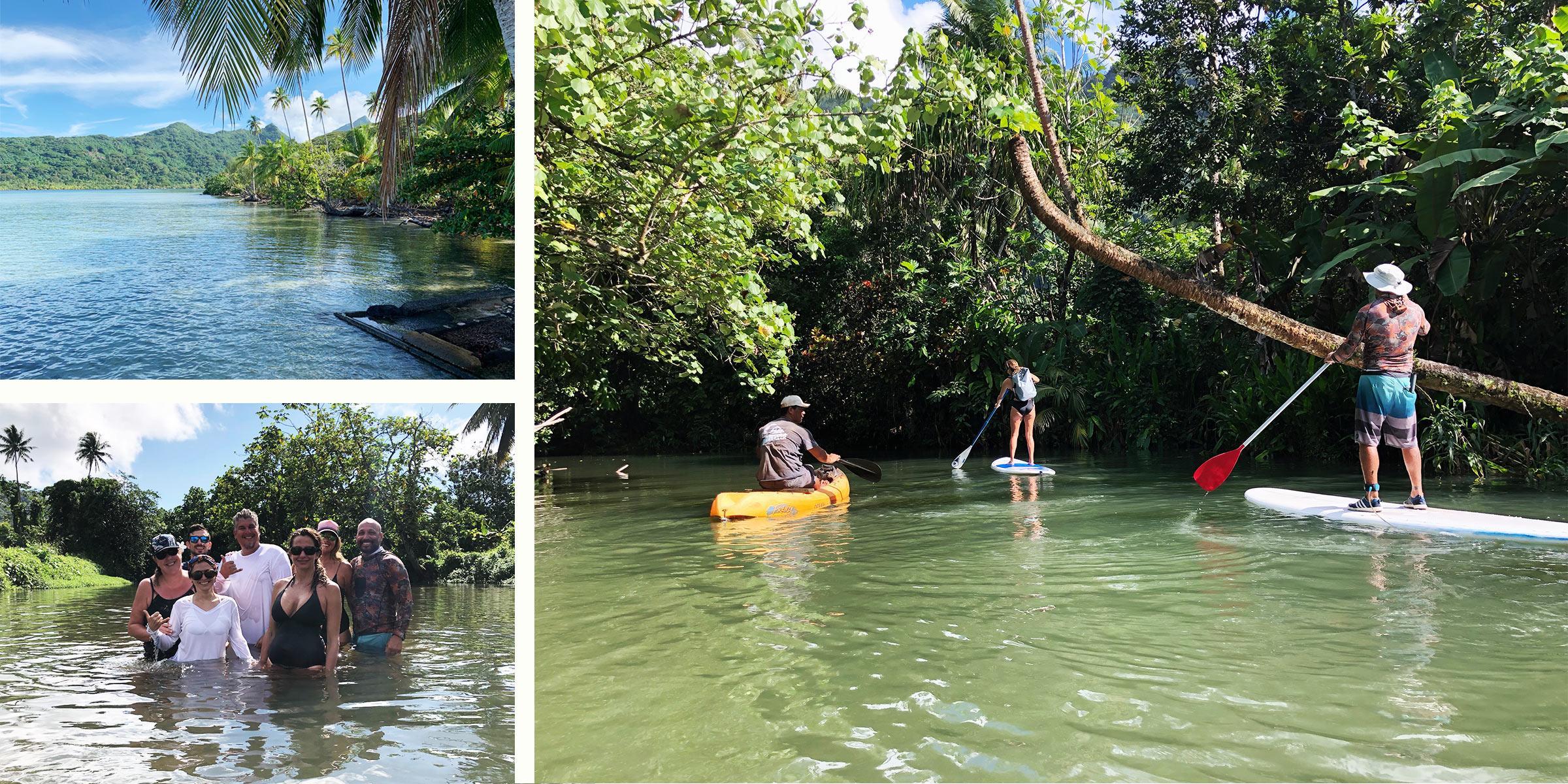 Raiatea Tahiti Faaroa Bay River Tour